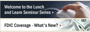 Lunch and Learn service